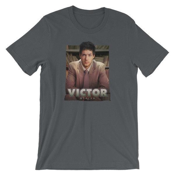 Victor Bayne Short-Sleeve Unisex T-Shirt