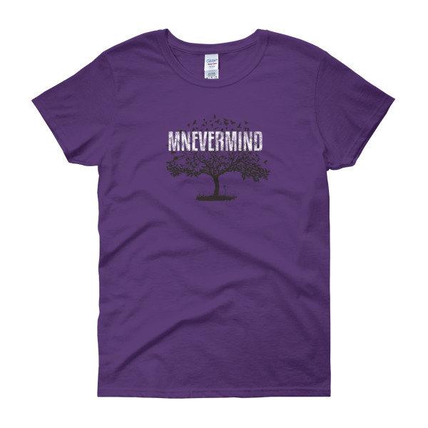 Mnevermind Women's short sleeve t-shirt