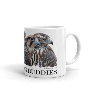 Falconry / Hawking Mug
