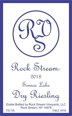 Dry Riesling 2019 .25% R.S.