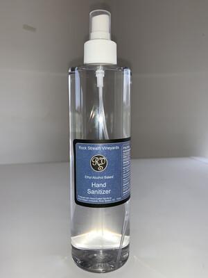 Alcohol Based Hand Sanitizer - 10 oz. Spray