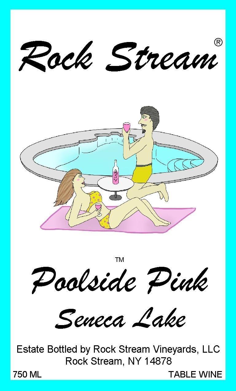 Poolside Pink 8% R.S.