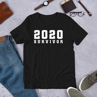 Survivor 2020 T-shirt