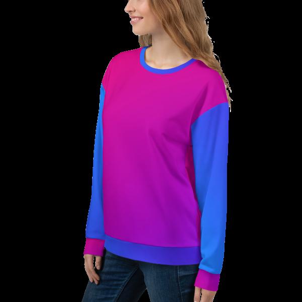 """X-POLLENATE"" Faded Sweatshirt"