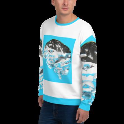 """CHROME DOME"" Sweatshirt"