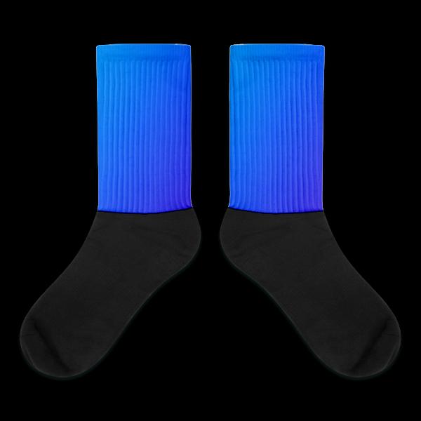"""""""UV"""" Faded Socks"""