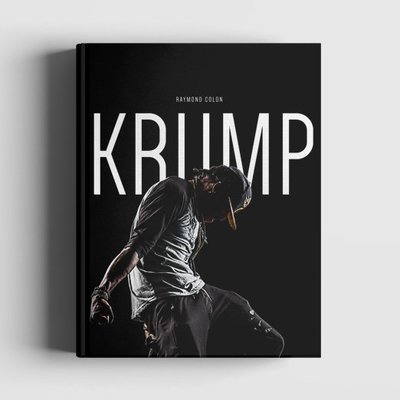KRUMP: The Book - Hard Cover