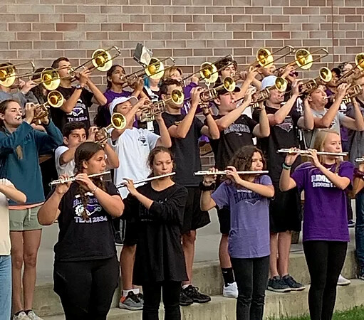 2020 Marching Band Camp Fee