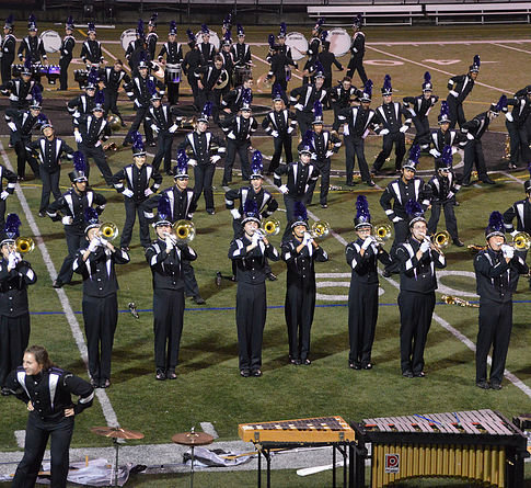 Marching Band Uniform - Cleaning Fee
