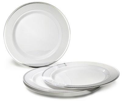 7.5'' Appetizer / Dessert Plate - 120 pcs -