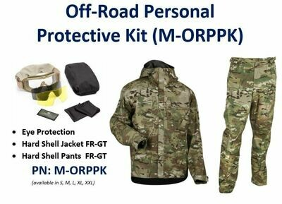 Off-Road Personal Protective Kit (M-ORPPK)