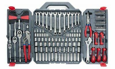 170 Piece General Tool Kit