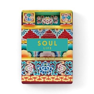 靈魂智慧心靈信息卡 (Soul Life)