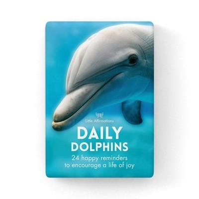 海豚心靈信息卡 (Dolphins)