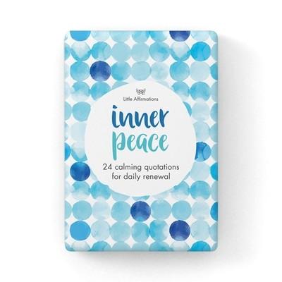 心靈信息卡 - Inner Peace