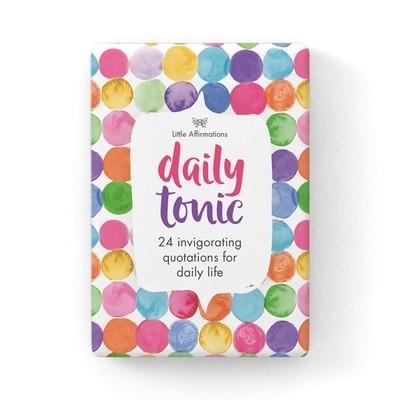 心靈信息卡 - Daily Tonic