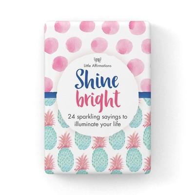 心靈信息卡 - Shine Bright