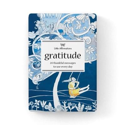 心靈信息卡 - Gratitude 感恩