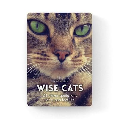 貓貓心靈信息卡 (Wise Cats)