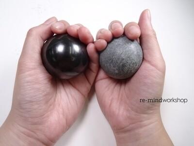 次石墨能量協調器 (球型) Shungite Harmonizers(Sphere shape)