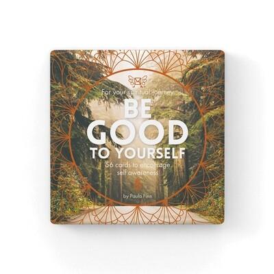 愛自己 - 靈感卡 (Be Good to Yourself Insight Pack)