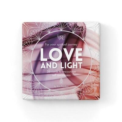 光與愛 - 靈感卡 (Love and Light Insight Pack)
