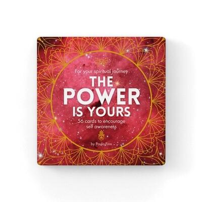 自我力量 - 靈感卡 (The Power is Yours Insight Pack)