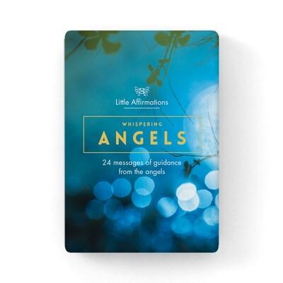 心靈信息卡 - Whispering Angels