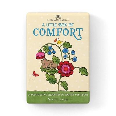 心靈信息卡 - 安撫 Comfort