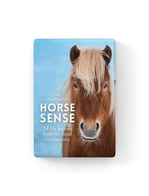 心靈信息卡 - 馬的智慧 Horse Sense