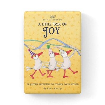 心靈信息卡 - 喜悅 Joy