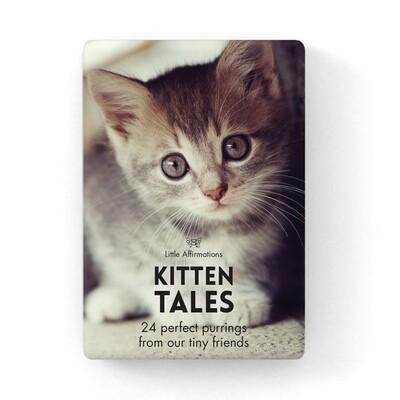 心靈信息卡 - 小貓的故事 Kitten Tales