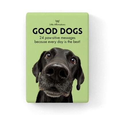 心靈信息卡 - 狗 Good Dogs