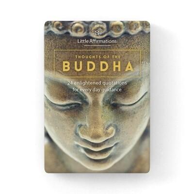 心靈信息卡 - 佛的領悟 Thoughts of the Buddha