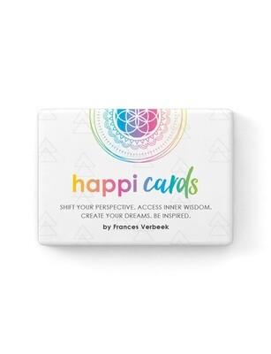 心靈信息卡 - Happi Cards