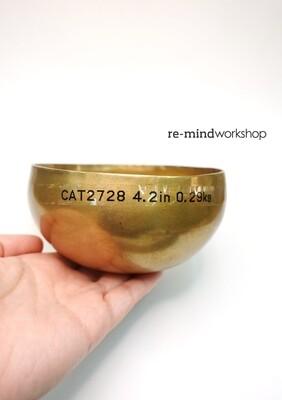 【一圖一物】七種金屬頌缽 (CAT2728)