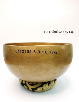 【一圖一物】七種金屬頌缽 (CAT2738)