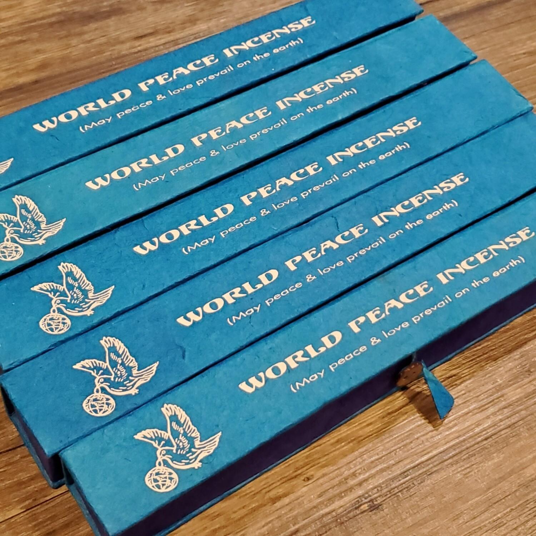 【世界和平香】World Peace Incenses