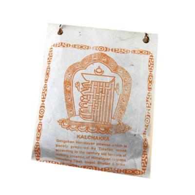 Encens tibétain poudre Kalachakra