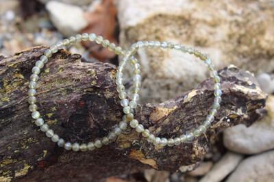 Bracelet en Labradorite 4mm