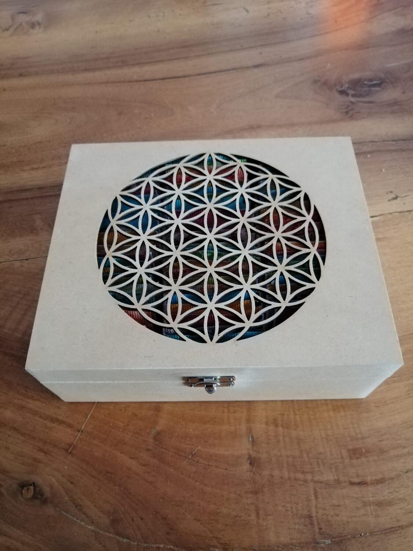 Boîte Fleur De Vie