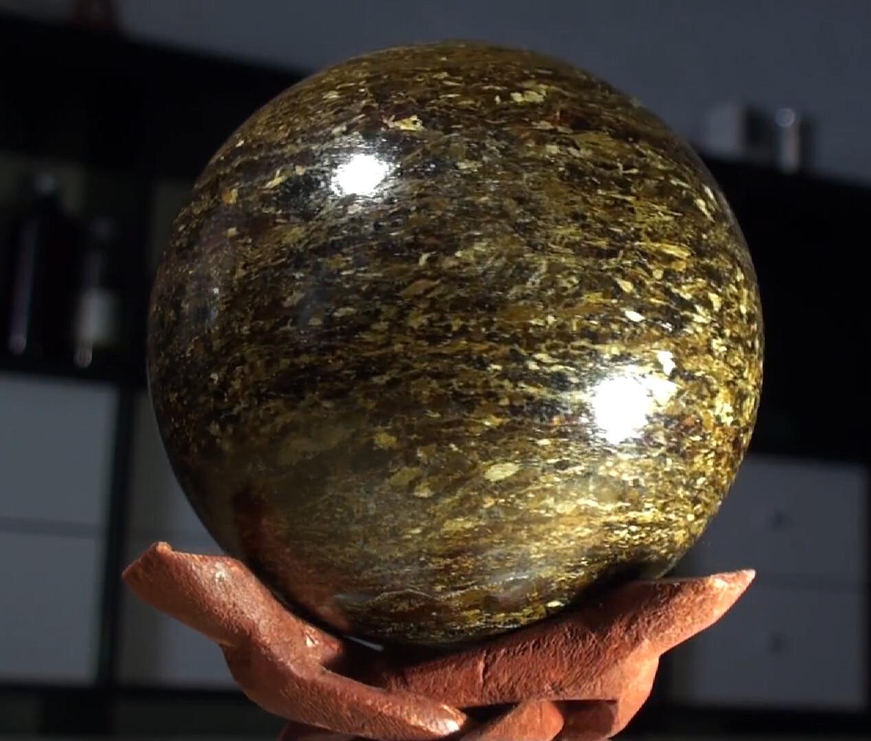Boule de Bronzite