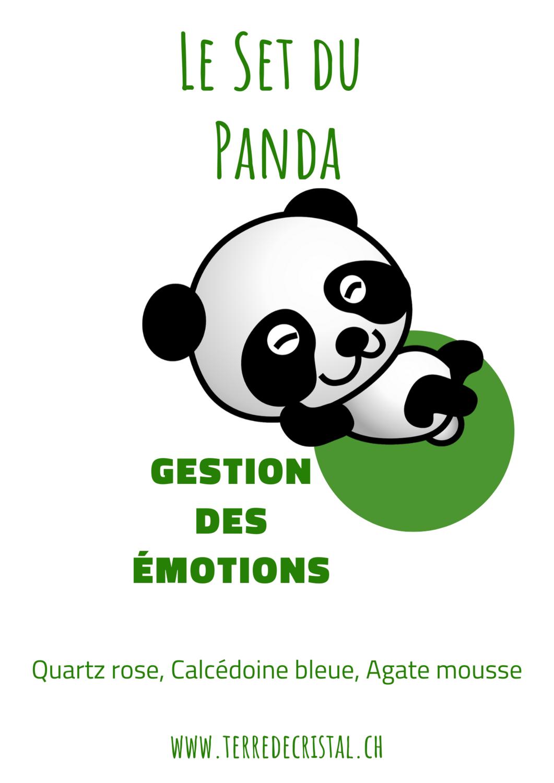 Le set du panda