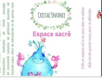 Espace Sacré - Cristal'enfance