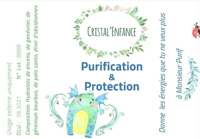 Purification - Cristal'enfance