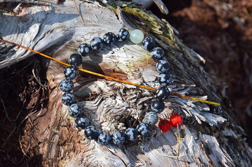 Bracelets de couple Calme et harmonie