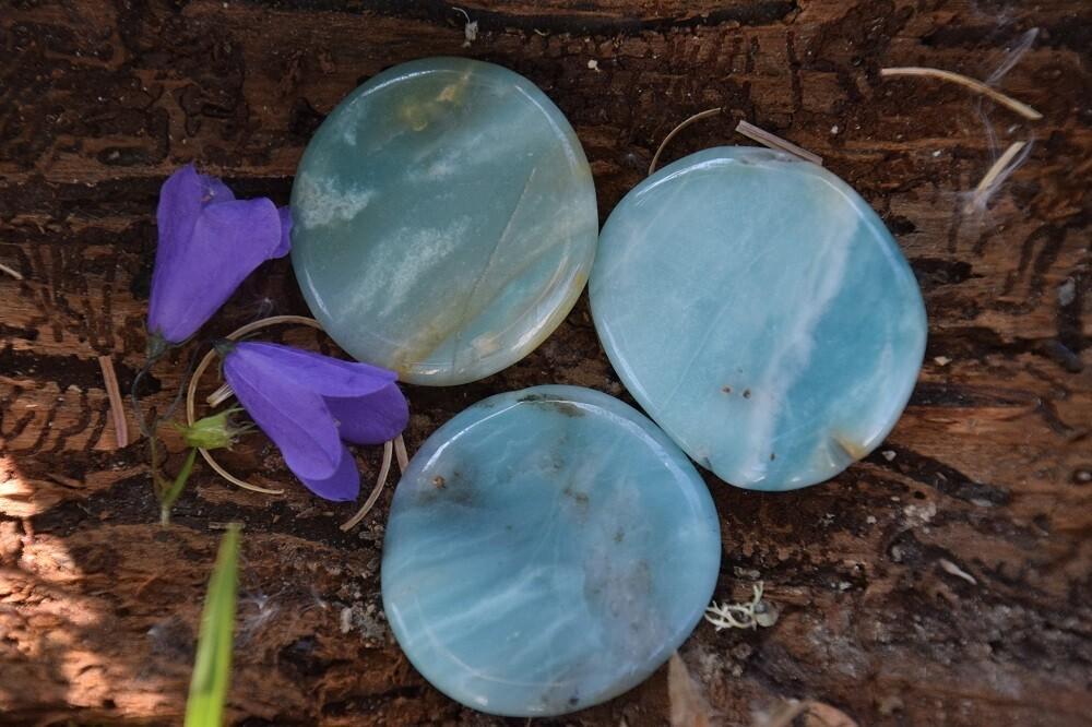 Amazonite plate
