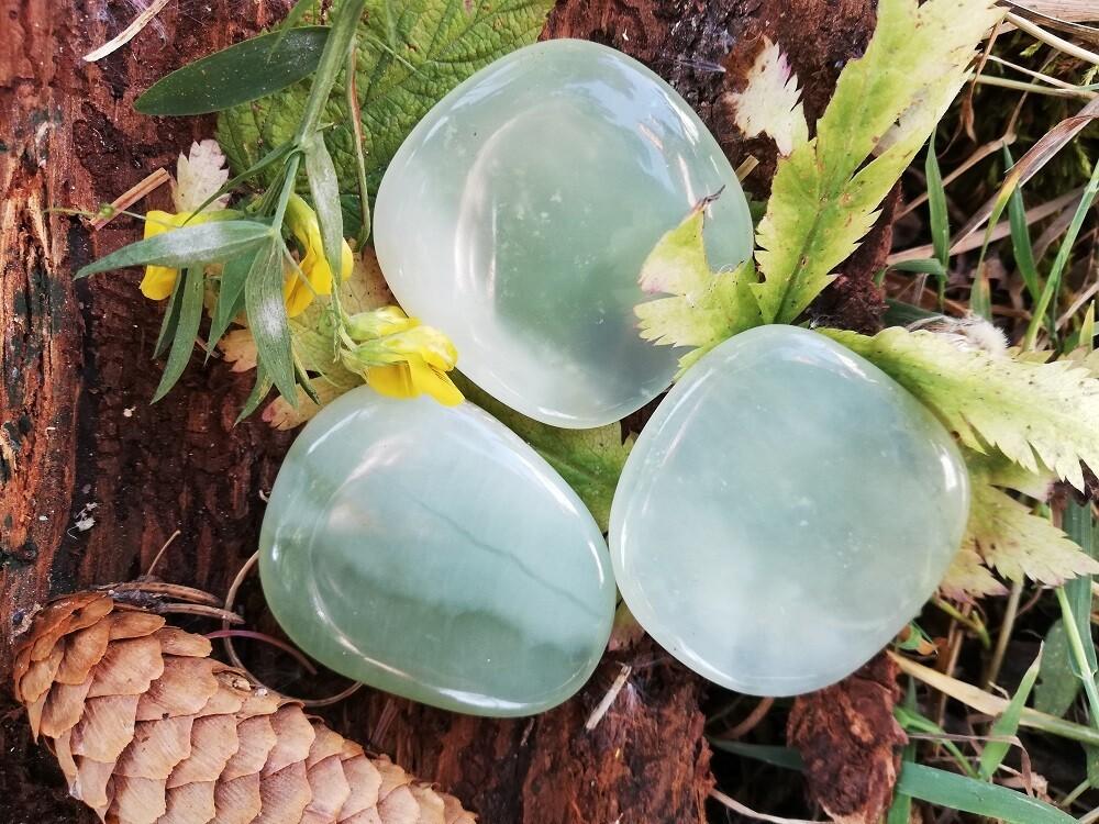 Jade de Chine plat