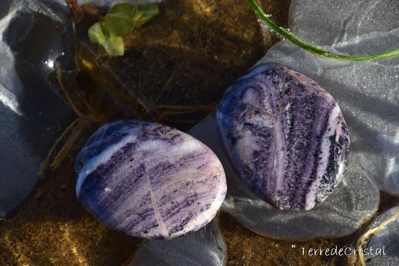 Tiffany stone / fluorite opale