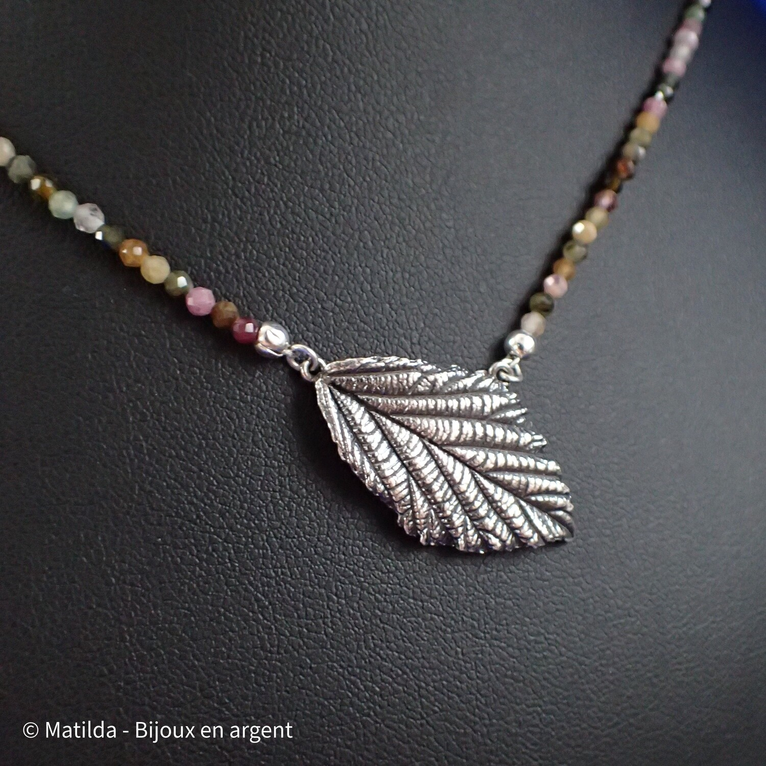 "Collier ""Douce ronce"""